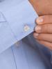 Raging Bull Long Sleeve Pinpoint Oxford Shirt  - Sky Blue
