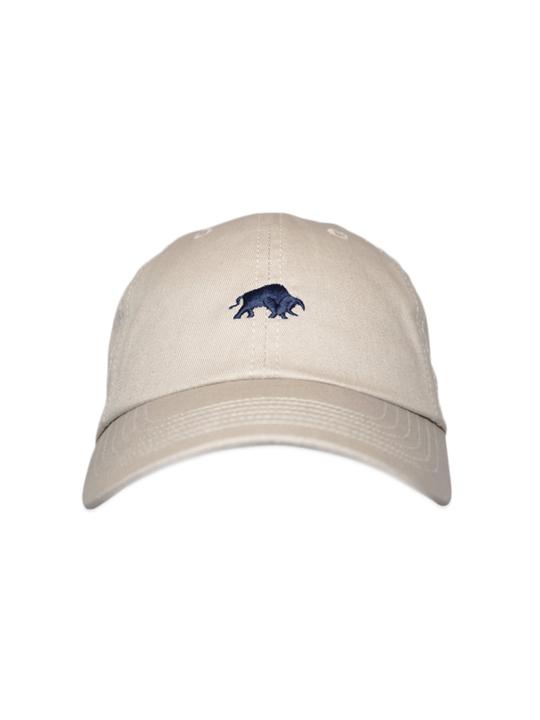 Raging Bull - Baseball Cap Beige