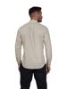 Raging Bull Window Pane Check Shirt - Cream