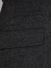 Raging Bull Soft Touch Houndtooth Blazer - Grey