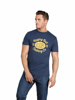 Raging Bull Big & Tall RB Rugby Tee - Navy