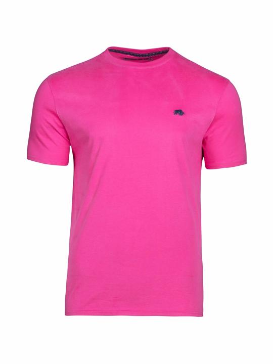 Raging Bull Big & Tall - Signature T-Shirt - Vivid Pink