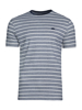 Raging Bull Big & Tall - Feeder Stripe Tee - Navy