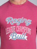 Raging Bull League Champions Tee - Strawberry