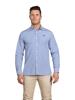 Raging Bull Long Sleeve 3 Colour Check Shirt - Pastel Purple