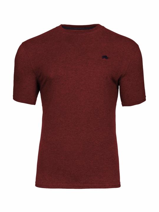 Raging Bull - Big & Tall - Signature T-Shirt - Claret