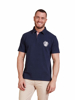 Raging Bull Big & Tall - Short Sleeve Signature Rugby - Navy