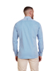 Raging Bull Long Sleeve Candy Stripe Shirt - Cobalt