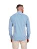 Raging Bull Long Sleeve Candy Stripe Shirt - Cobalt