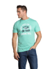 Raging Bull What Goes On Tour Tee - Sage