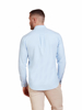 Raging Bull Big & Tall - Long Sleeve Signature Oxford Shirt - Sky Blue