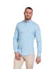 Raging Bull Long Sleeve Signature Poplin Shirt - Sky Blue