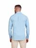 Raging Bull Big & Tall - Long Sleeve Signature Poplin Shirt - Sky Blue