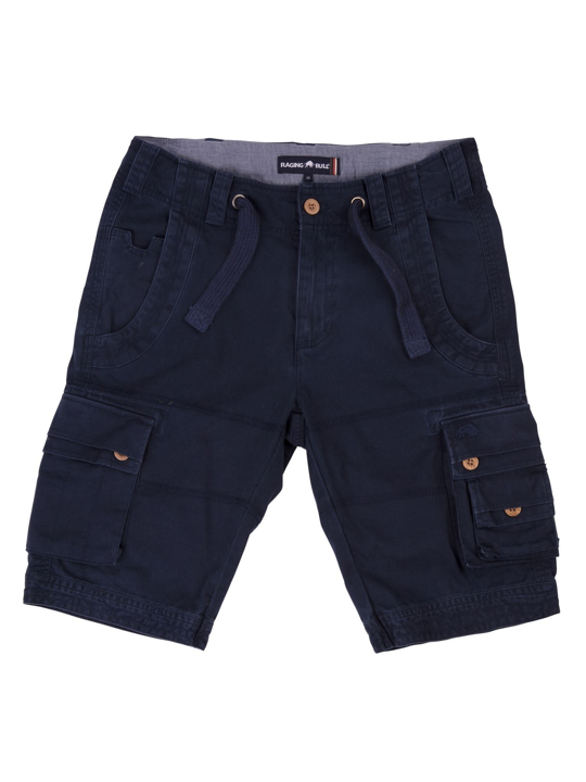 Raging Bull - Cargo Short - Navy