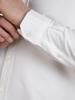 Raging Bull Long Sleeve Signature Oxford Shirt - White