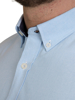 Raging Bull Short Sleeve Signature Oxford Shirt - Sky Blue