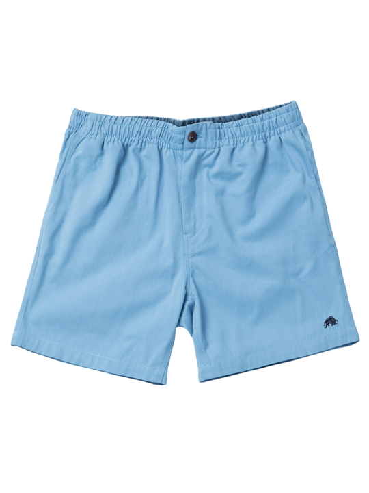 Raging Bull - Chino Rugby Shorts - Sky Blue