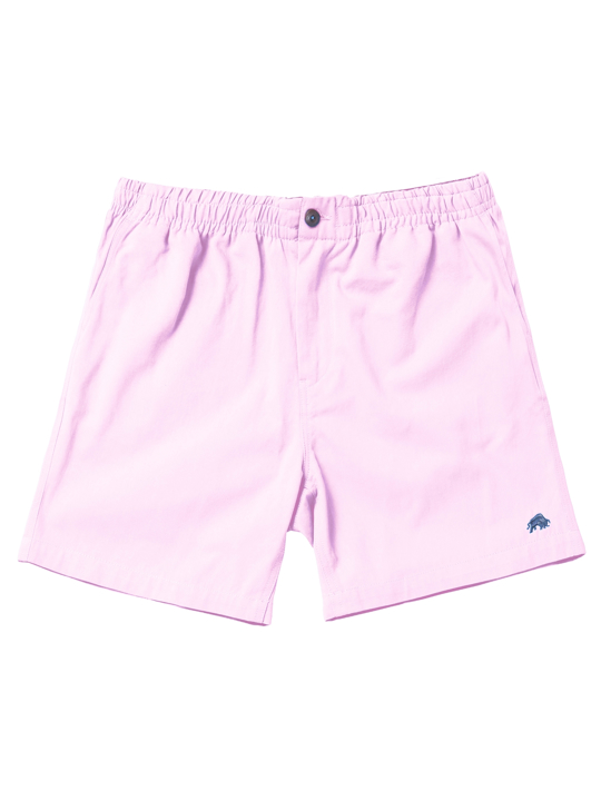 Raging Bull - Chino Rugby Shorts - Pink