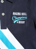 Raging Bull Champions Rugby Polo - Navy