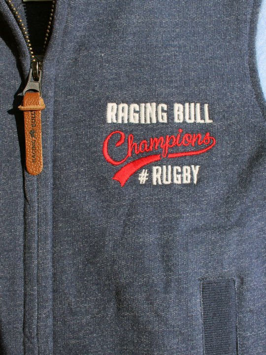 Raging Bull - Champions Baseball Sweat - Navy