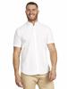 Raging Bull Big & Tall Short Sleeve Signature Poplin Shirt - White