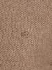 Raging Bull Big & Tall - Honeycomb Knit Quarter Zip - Biscuit