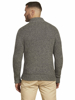 Raging Bull Salt & Pepper Button Knit - Charcoal