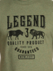 Raging Bull Legend Tee - Olive