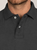 Raging Bull Big & Tall - Signature Jersey Polo - Black