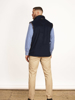 Raging Bull Big & Tall - Fleece Gilet - Navy
