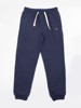 Raging Bull Cuffed Sweat Pant - Navy