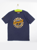 Raging Bull Genuine Excellence Tee - Navy
