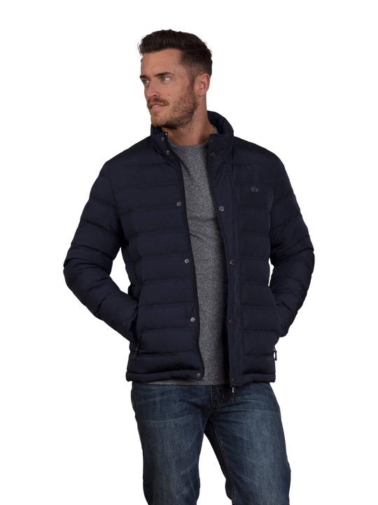 Raging Bull - Big & Tall - Down Filled Jacket - Navy