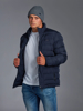 Raging Bull Big & Tall - Down Filled Jacket - Navy