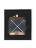 Raging Bull Hip Flask - Navy