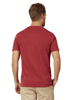Raging Bull Embroidered Bull Tee - Red