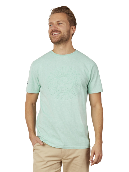 Raging Bull - Excellence Embossed Tee - Green