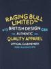 Raging Bull Big & Tall RB Club Tee - Navy