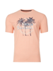 Raging Bull Big & Tall Palm Beach Tee - Orange