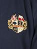 Raging Bull Crest Pique Polo - Navy