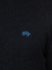 Raging Bull Signature Lightweight V-Neck - Black