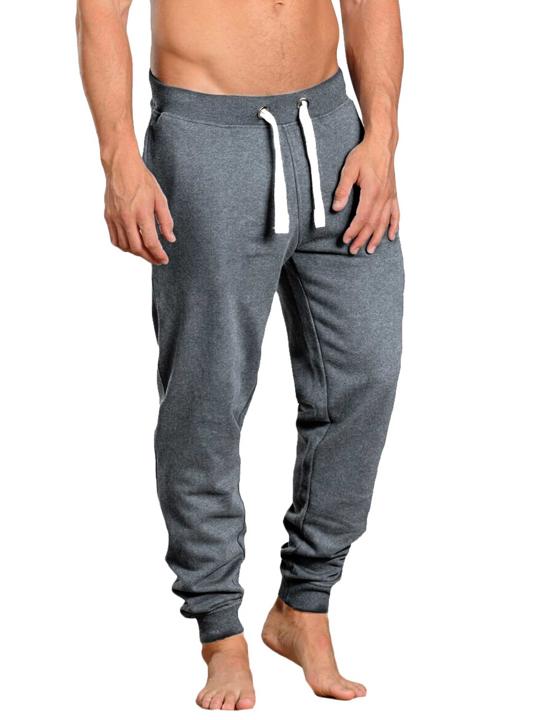 Raging Bull - Cuffed Sweatpant - Dark Grey