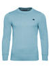 Raging Bull Big & Tall Signature Lightweight Crew Neck - Sea Blue