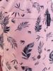 Raging Bull Pattern Swim Shorts - Pink