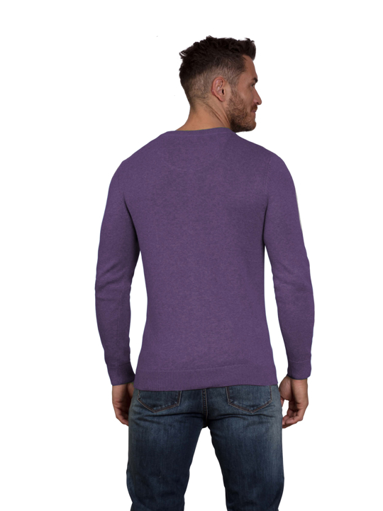 Raging Bull - Signature Lightweight Crew Neck - Purple