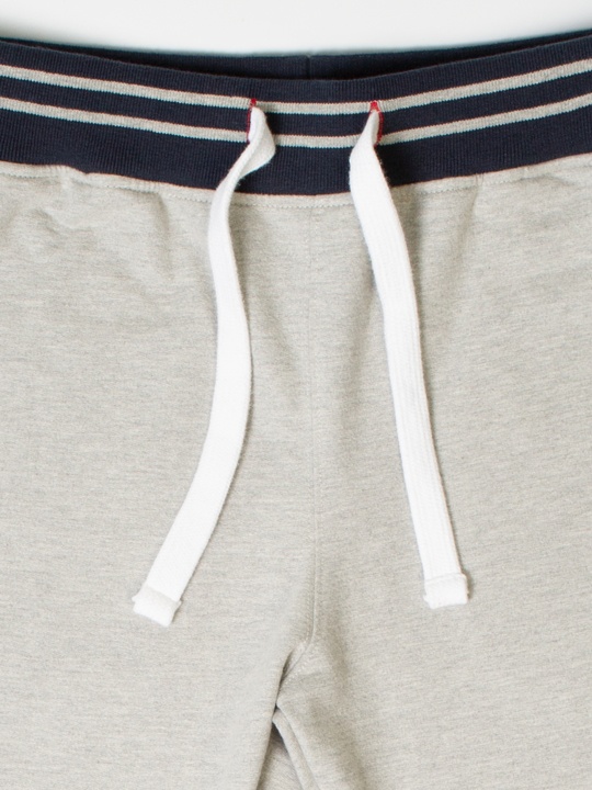 Raging Bull - Signature Sweat Shorts - Grey marl