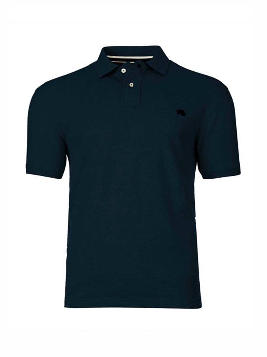 Raging Bull - Big & Tall Signature Jersey Polo - Navy
